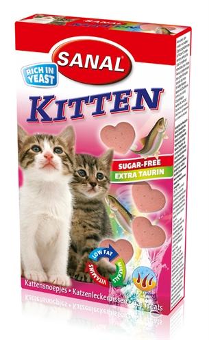 SANAL CAT KITTEN SNACKS