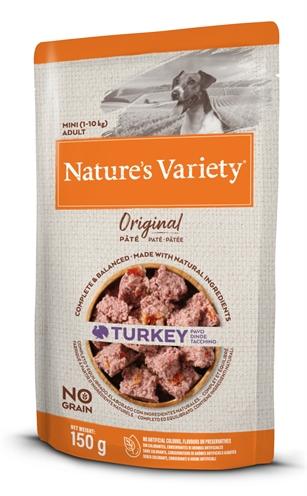 NATURES VARIETY ORIGINAL MINI TURKEY