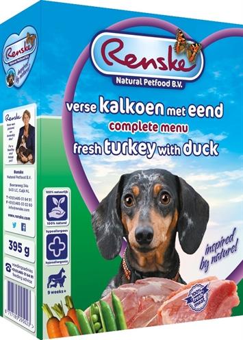RENSKE VERS VLEES KALKOEN/EEND