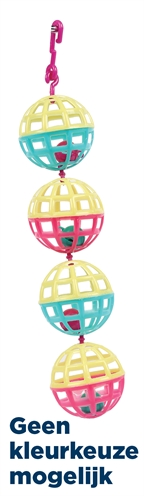 HAPPY PET FUN AT THE FAIR MULTI BALL TOY