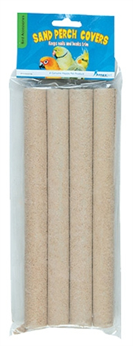HAPPY PET SAND PERCH COVERS 4PK