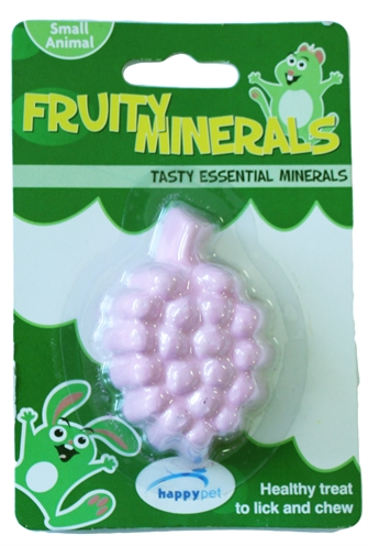 HAPPY PET FRUITY MINERAL GRAPEFRUIT