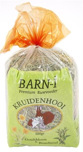 BARN-I KRUIDENHOOI GOUDSBLOEM/BRANDNETEL