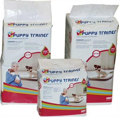 SAVIS PUPPY TRAINER NAVULPADS 50 ST