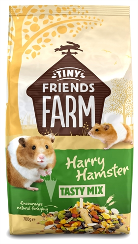 SUPREME HARRY HAMSTER