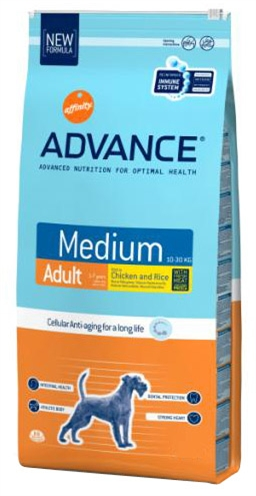 ADVANCE ADULT MEDIUM