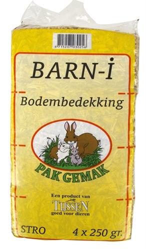 BARN-I STRO PAK-GEMAK