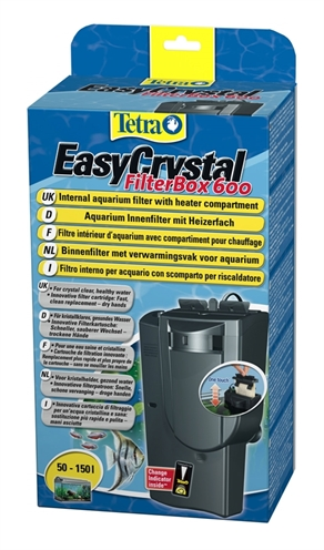 TETRA EASY CRISTAL FILTER BOX 600