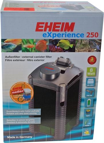 EHEIM FILTER EXPERIENCE 250 MET MASSA