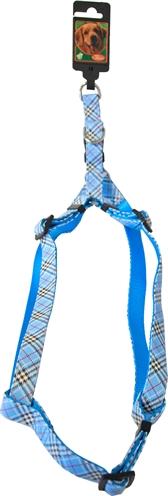 NYLON/PVC BH-TUIG CALLED BLAUW
