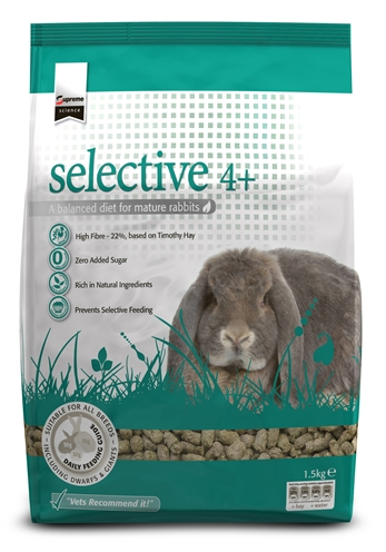 SUPREME SCIENCE SELECTIVE RABBIT MATURE