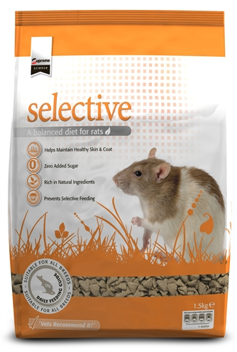 SUPREME SCIENCE SELECTIVE RAT / MOUSE