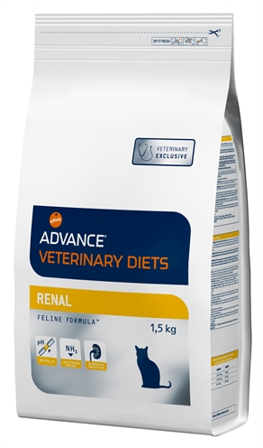 ADVANCE KAT VETERINARY DIET RENAL FAILURE