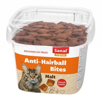 SANAL CAT HAIRBALL BITES CUP